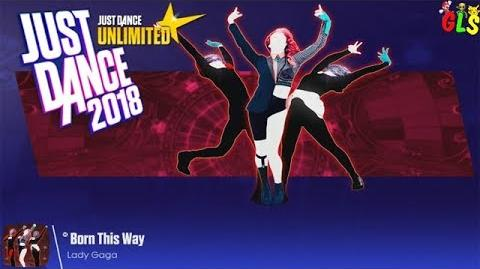Born This Way - Just Dance 2018