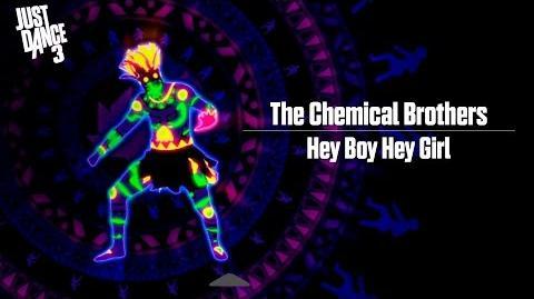 Hey Boy Hey Girl - Just Dance 3 (Xbox 360 graphics)
