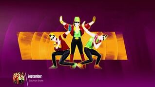Just Dance 2018 (Unlimited) September