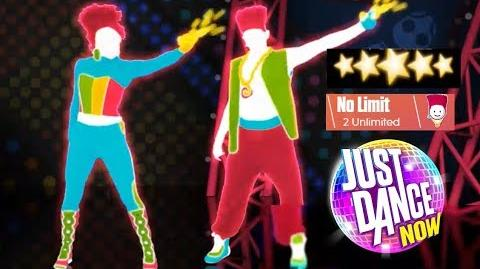 No Limit - Just Dance Now