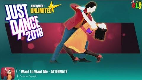 Want To Want Me (Couple Version) - Just Dance 2018