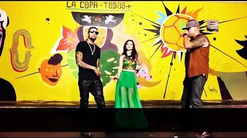 David Correy -The World is Ours Coca-Cola's 2014 FIFA World Cup™(OFFICIAL VIDEO)