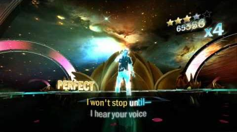 I Just Can't Stop Loving You - Michael Jackson The Experience (Xbox 360) (Singing)