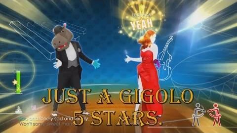 Just A Gigolo - Just Dance 2014