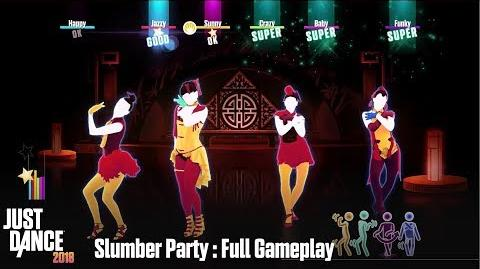 Just Dance 2018 Slumber Party By Britney Spears & Tinashe