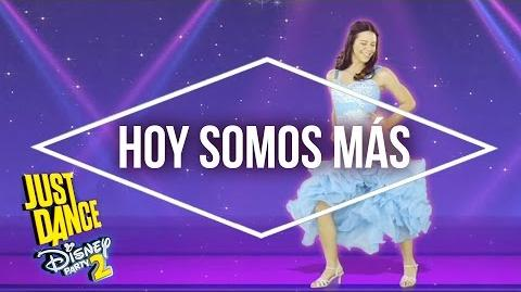 Just Dance Disney Party 2 – Violetta – Hoy Somos Más - Official US