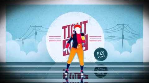Just Dance Now - Tightrope - Janelle Monáe