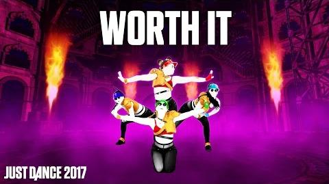 Fifth Harmony Ft. Kid Ink - Worth It Just Dance 2017 Alternate Gameplay preview