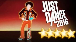 5☆ stars - I Want You Back - Just Dance 2016 - Kinect