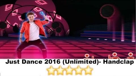 HandClap (VIPMADE) - Just Dance 2016