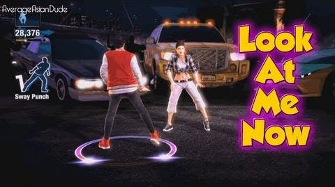 The Hip Hop Dance Experience - Look At Me Now - Go Hard Difficulty