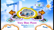 VeryBlueMoon sdp menu