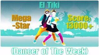 El Tiki - Just Dance 2019