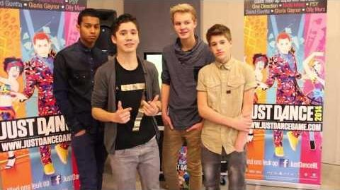 Meet&Greet MainStreet - Just Dance 2014