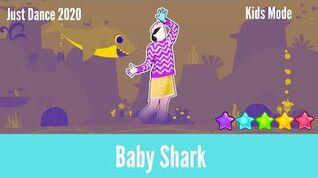 Baby Shark - Just Dance 2020 (Kids Mode)