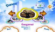 Gargamel sdp menu