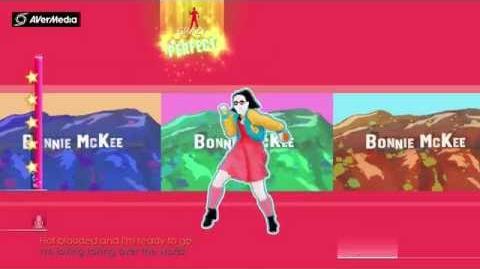 Just Dance 2014 American Girl, Bonnie McKee (DLC novembre) 5*