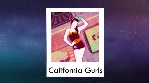 Just Dance 3 - California Gurls Classic