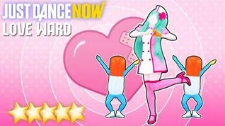 Just Dance Now - Love Ward 5 star