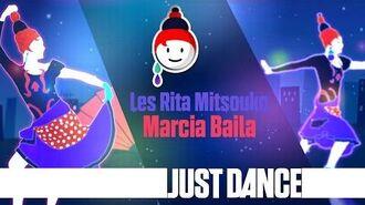 Marcia Baila - Les Rita Mitsouko Just Dance 3