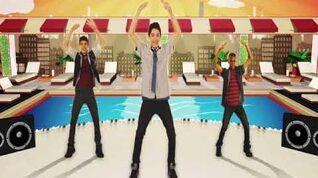 Burnin' Up - Just Dance Kids 2 (No GUI)