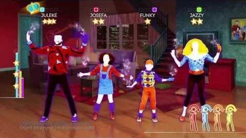 Just Dance 2014 - Mick Jackson Blame it on the Boogie