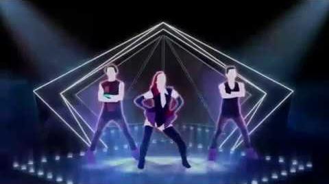 Just Dance 2017 Titanium (Alternative)