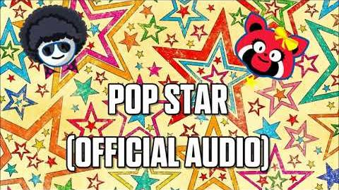 POP STAR (Official Audio) - Just Dance Music