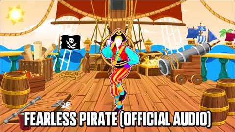 Fearless Pirate (Official Audio) - Just Dance Music