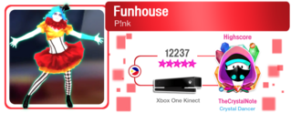 Funhouse M617Score