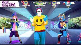 Just Dance now happy 5 stars