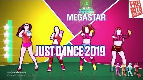 Macarena - Just Dance 2019