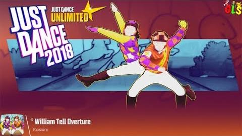 William Tell Overture - Just Dance 2018