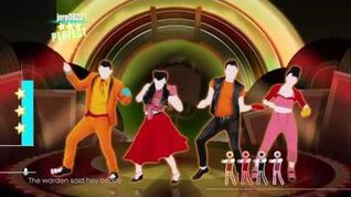 Just Dance® 2017-Unlimited Jailhouse Rock - Superstar - All Perfects