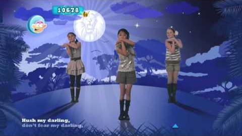 Just Dance Kids 2 The Lion Sleeps Tonight