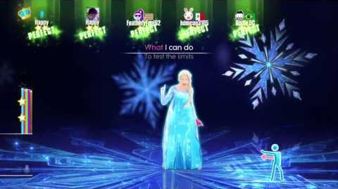 Let It Go (Sing Along) - Just Dance 2015