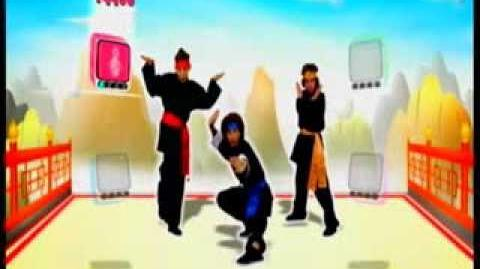 Just Dance Kids Kung Fu Fighting by Carl Douglas (Cover)