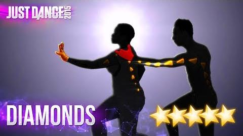 Diamonds (Sitztanz) - Just Dance 2015
