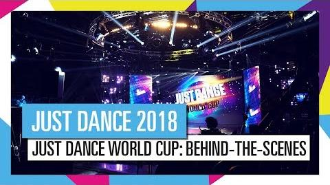 Just Dance World Cup - Behind-the-Scenes (UK)