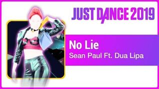 No Lie - Just Dance 2019