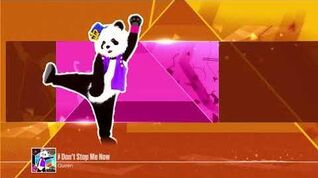 Queen - Don't Stop Me Now (Just Dance 2017 In-Game Version)