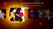 Thetimeofmylife jd4 cover wii