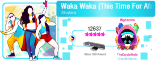 WakaWaka M617Score