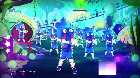 Blue (Da Ba Dee) - Just Dance 2018