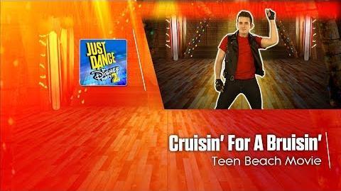 Cruisin' For A Bruisin' - Just Dance Disney Party 2