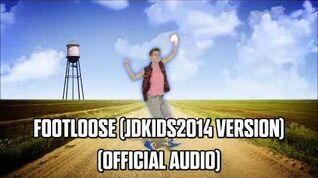 Footloose (JDKids 2014 Version) (Official Audio) - Just Dance Music