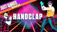 Handclap thumb
