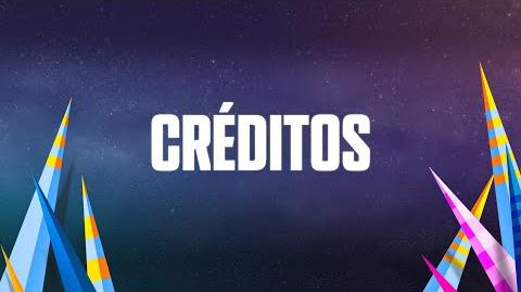 Just Dance 2016 - Créditos