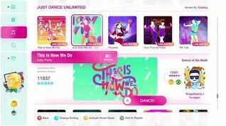 Just Dance 2020 (Unlimited) This Is How We Do (Aerobics Version) 5*'s Gameplay