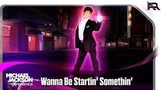 Wanna Be Startin' Somethin' - Michael Jackson The Experience (Wii)